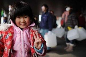 Детям и беременным в Японии выдадут дозиметры