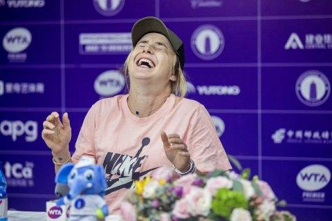 Свитолиной не хватает одной позиции в Чемпионской гонке, чтобы принять участие в Итоговом турнире WTA