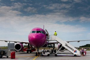 Wizz Air открыла рейс в Будапешт