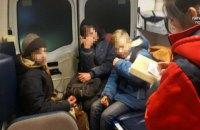 В Кривом Роге патрульные спасли трех детей из 400-метрового карьера