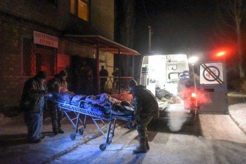 Окупанти п'ять разів обстріляли позиції ЗСУ на Донбасі, поранено військового