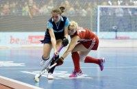 Женская сборная Украины по индорхоккею стала четвертой на чемпионате мира
