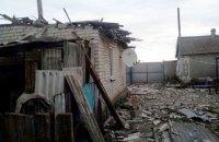 Из-за обстрела боевиками окраин Торецка ранена женщина