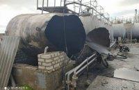 У райцентрі на півдні України стався вибух на АЗС, постраждали двоє людей
