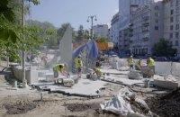 Кличко: будівництво Меморіалу пам'яті загиблим киянам – захисникам України вже на фінальній стадії