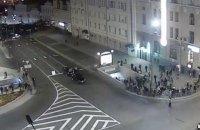 Полиция провела следственный эксперимент на месте смертельного ДТП в Харькове