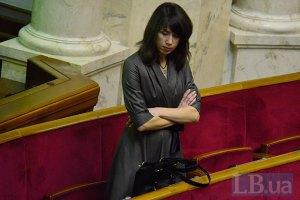 Чорновол звинуватила Тимошенко у лобіюванні газового бізнесу Онищенка