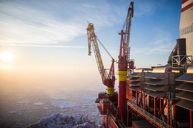 Добыча нефти, Газпром