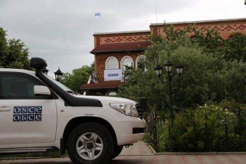 Місія ОБСЄ відкрила патрульну базу вПопасній