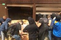 """В полиции уточнили количество задержанных во время столкновений на рынке возле """"Лесной"""""""