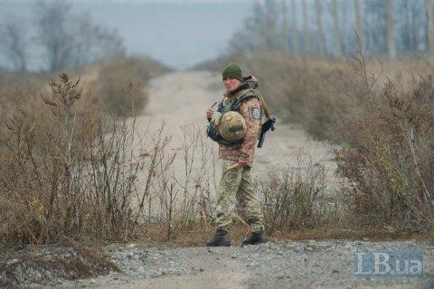 За сутки оккупанты один раз нарушили режим тишины на Донбассе