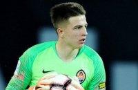 Украинский голкипер претендует на звание лучшего игрока тура в Лиге чемпионов