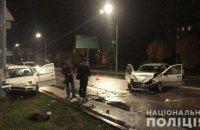 У Дніпропетровській області сталася ДТП за участю нетверезого поліцейського