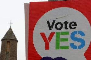 В Ірландії триває референдум про легалізацію одностатевих шлюбів
