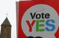В Ирландии проходит референдум о легализации однополых браков