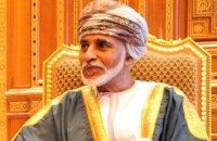 Помер султан Оману Кабус бен Саїд