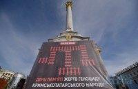 Рада призвала мир признать депортацию крымских татар в 1944 году геноцидом