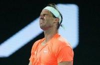 Надаль сенсационно проиграл Циципасу четвертьфинал Australian Open, ведя по партиям  2:0