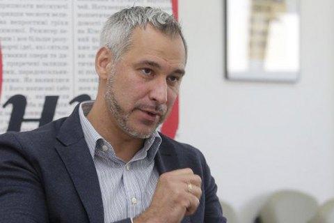 Антикоррупционные законопроекты Зеленского будут внесены в Раду в ближайшие недели – Рябошапка