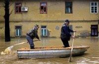 Ливни привели к сильнейшему за 100 лет наводнению в Сербии и Боснии