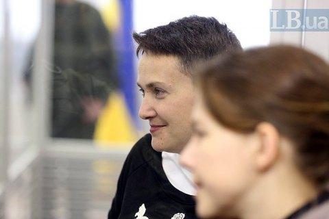 Два адвоката Савченко расторгли с ней соглашение из-за ее сестры Веры