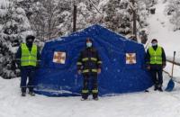 В Украине работает более 5 тыс. пунктов обогрева