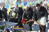 Турчинов: в день рождения Шевченко оппозиция показала пример объединения