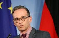 Голова МЗС Німеччини закликав РФ зняти обмеження на судноплавство у Чорному морі