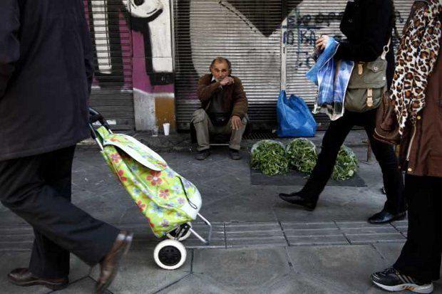 Безработица стала проблемой для многих европейских стран