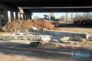 Бойовики з ночі посилили артобстріл в районі населеного пункту Піски