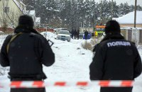 ГПУ завершила расследование дела о перестрелке полицейских в Княжичах (обновлено)