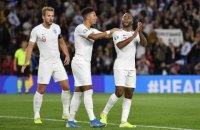 Косовары забили 3 гола сборной Англии в матче отбора Евро-2020