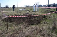 На Донбассе обнаружили массовое захоронение, предположительно, боевиков