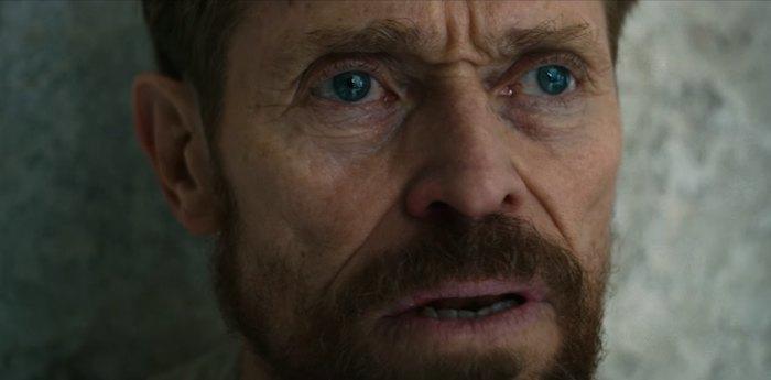 Кадр из фильма Ван Гог. На пороге вечности