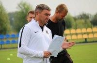 Уперше в історії Української прем'єр-ліги головний тренер отримав жовту картку