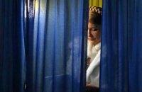 Юлия Тимошенко проголосовала