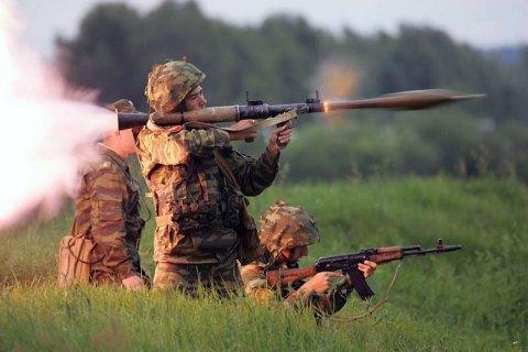 Окупанти обстріляли позиції ОС біля Новотошківського
