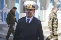 Прокуратура Севастополя заперечує інформацію про затримання контр-адмірала