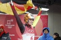 Німецька саночниця Наталі Гайзенбергер стала олімпійською чемпіонкою Пхьончхана