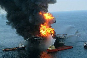 Суд снял с BP часть ответственности за аварию в Мексиканском заливе