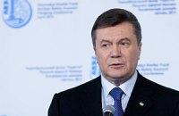 Янукович хочет от доноров еще денег