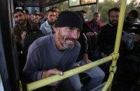 Из плена освободили шесть украинских военных (Обновлено)