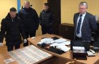 Глава Сокальского района Львовской области попался на взятке