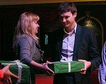 «Фронт змiн» наградил победителей программы «Фронтовой архив»