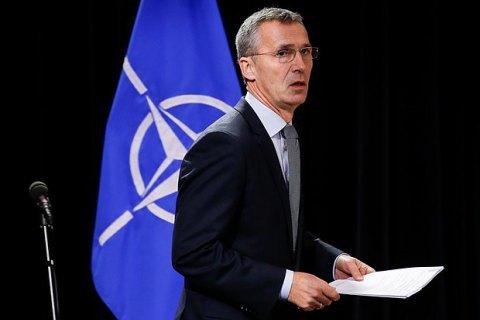 Столтенберг не бачить альтернатив Мінським угодам