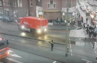 В Гааге 7 человек ранены при взрыве в жилом доме