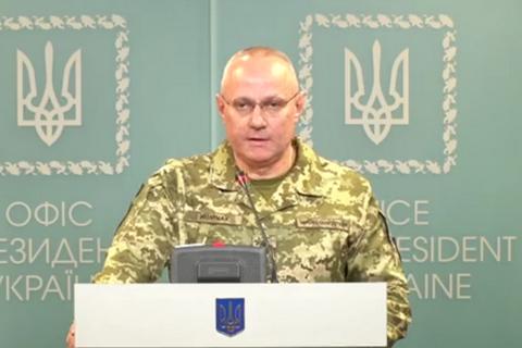 Начальник Генштаба рассказал подробности утренней атаки боевиков