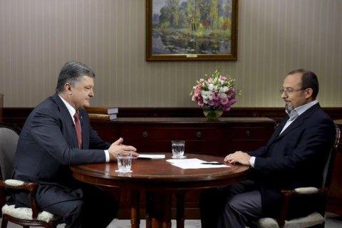 """Порошенко обещает усилить ответственность """"за гречку"""""""