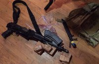 """У одного з учасників подій у """"Шегинях"""" удома знайшли автомат і тисячу патронів"""