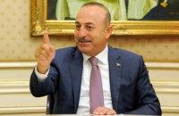 Чавушоглу закликав до нормалізації відносин між Туреччиною і Німеччиною
